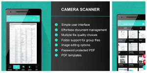 Camera Scanner Image Scanner