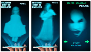 Ghost 3D Simulator App