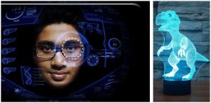 Jarvis Hologram App