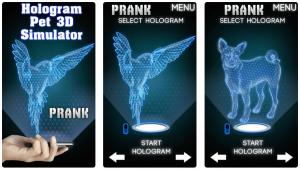 Pet 3D Simulator
