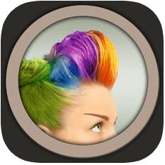 Haircolor booth