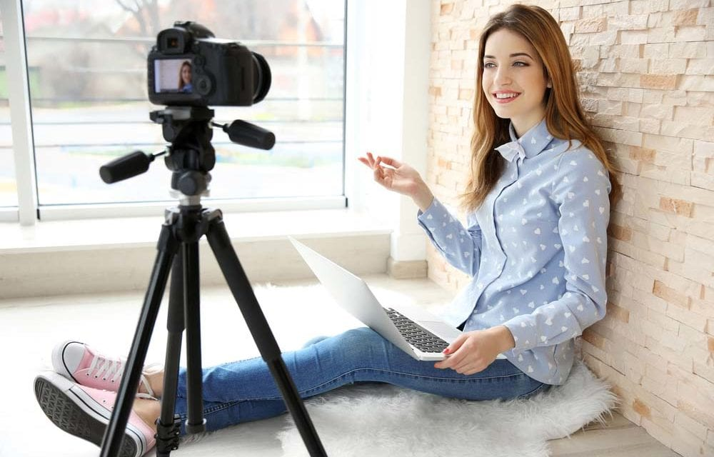 Equipment for vloggers