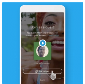 twitter's periscope app