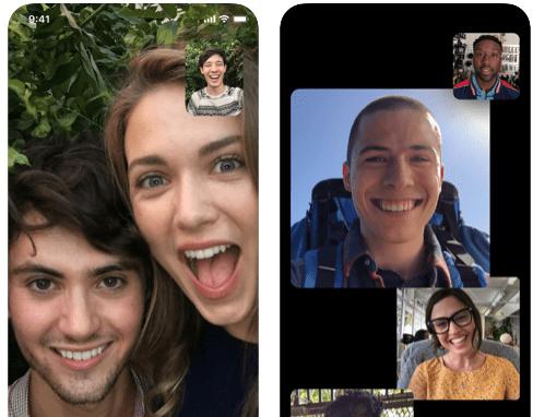 FaceTime Video chat app
