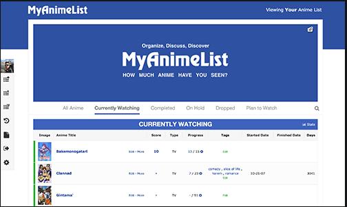 Myanimelist