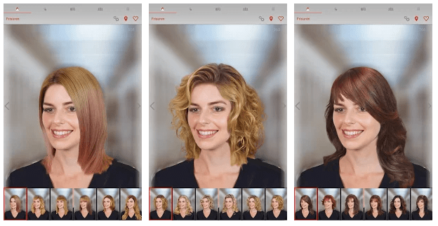 Hair Zapp: Hairstyle apps for men and woman