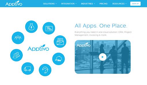 Apptivo CRM: Best software