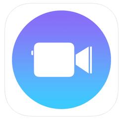 Clips: Video filter app