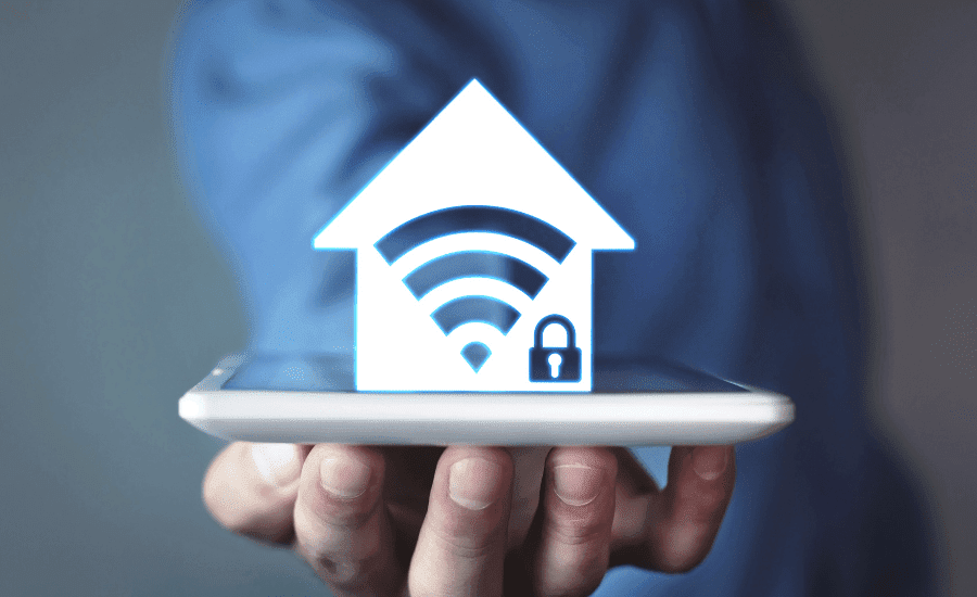 secure wifi connection