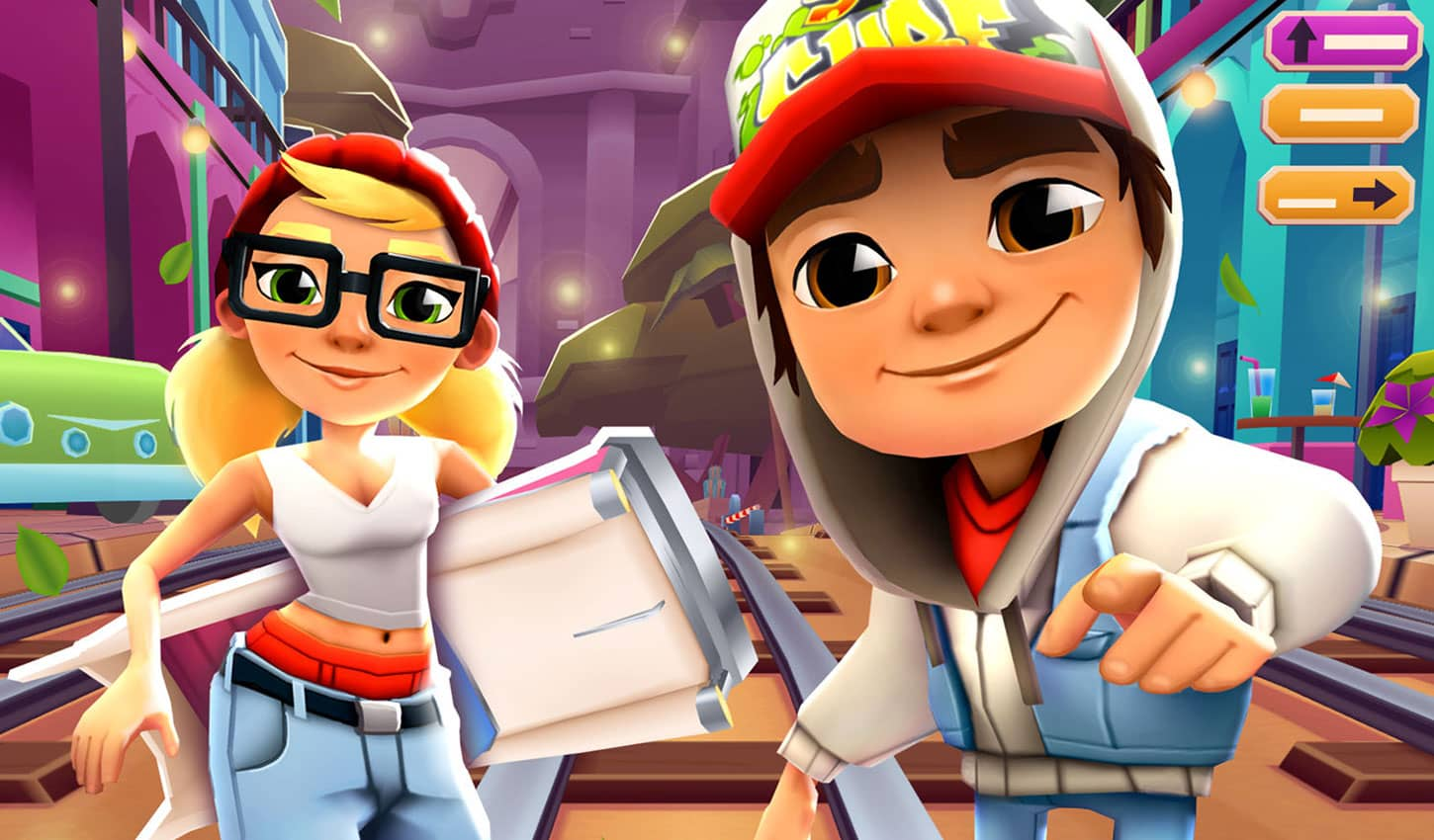 Working Subway Surfers Promo Codes 2020