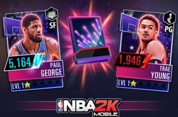 NBA 2K Mobile Codes