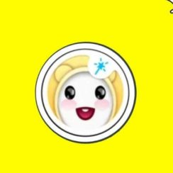 Get Baby Filter on Snapchat