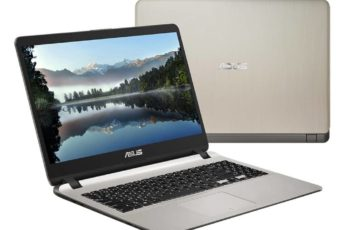 Screenshot on an ASUS Laptop