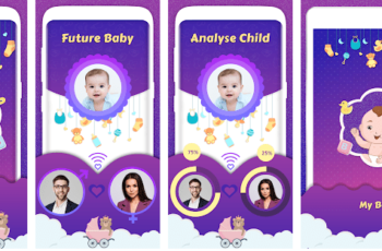 Future baby generator apps