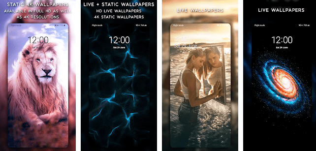 Live Wallpapers – 4K Wallpapers