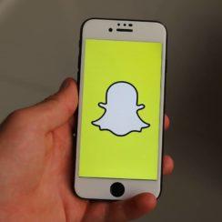 Load problem on Snapchat