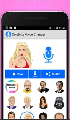 Celebrity Voice Changer Lite