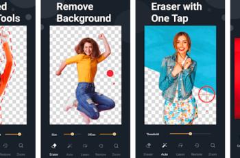 Cut paste apps