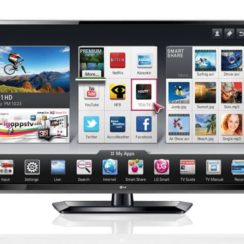 third-party apps on LG smart TV