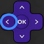 Left button once