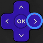 Right button once