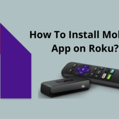 Install Mobdro App on Roku